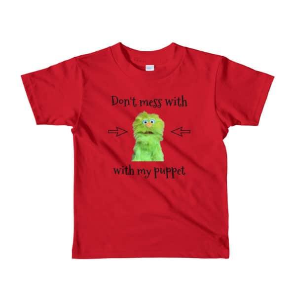 Ricky Roo – Youth Short Sleeve T-Shirt